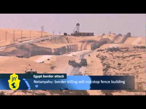 Palestinian Terrorists Fire Missiles at Israeli Cars in Sinai Border Attack: IDF Kills Militants