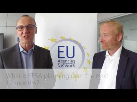 EFSA takes over the chairmanship of the EU Agencies Network