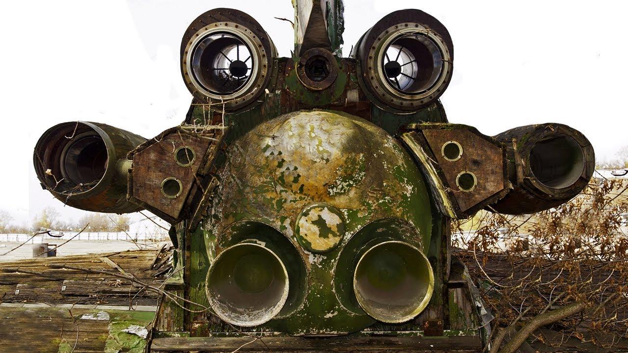 10 Abandoned Top Secret Technologies
