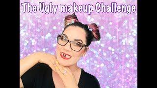 The Ugly Makeup Challange
