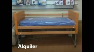 Alquiler de Camas Articuladas Electricas 915021325, ALQUILER camas articuladas
