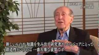 第29回京都賞受賞者からのメッセージ(ロバート・ヒース・デナード博士)