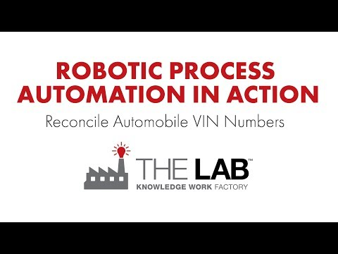 Robotic accounting – 5 use cases, a case study, and examples