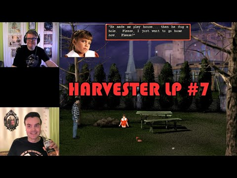 Let's Play Harvester with Adventure Game Geek #7 |