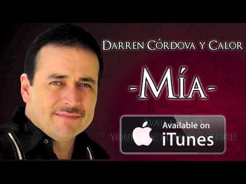 "Darren Cordova Y Calor ""Mia"""