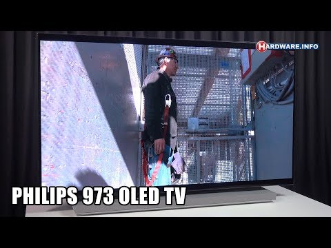 Philips 973 OLED tv review - Hardware.Info TV (4K UHD)
