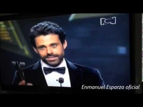 Emmanuel Esparza, Premios TVyNovelas