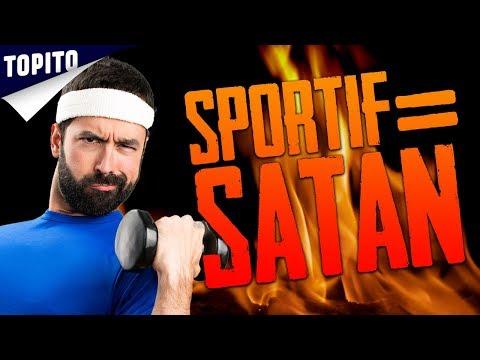 Top 7 des bonnes raisons de DÉTESTER les sportifs, ces démons.