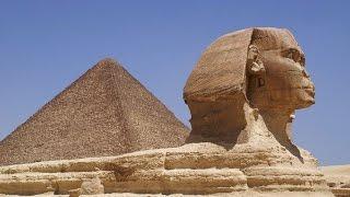 エジプト・ギザのピラミッド