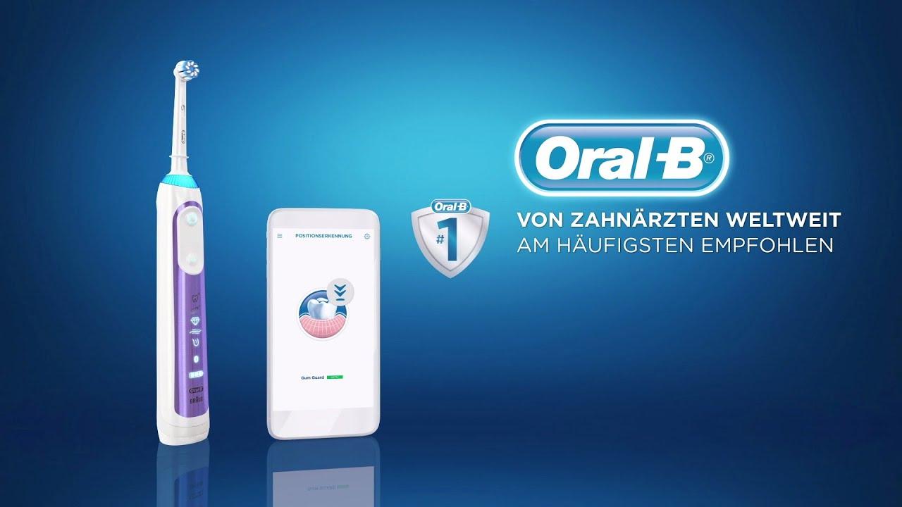 oral b werbung zahnfleisch ok