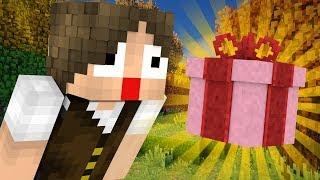 Minecraft Épico #70: VOCÊS NÃO VÃO ACREDITAR NO PRESENTE QUE EU GANHEI!!!