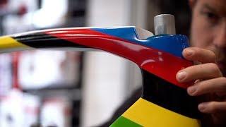 Mads Pedersen's World Champion Trek Madone Bike Build