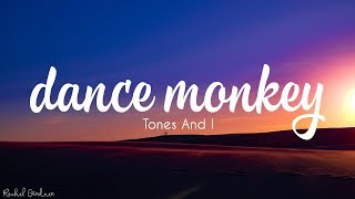 Download lagu Tones and I Dance Monkey