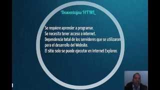 Comparación Moodle Vs HTML