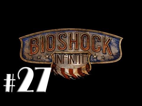 BioShock Infinite Español - Parte 27 - Guia | Walkthrough | Let's Play