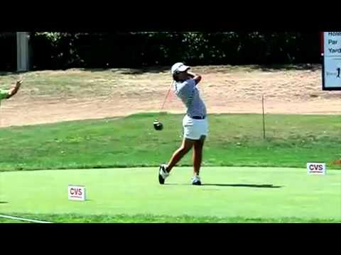 Yani Tseng Golf Swing in Slow Mo