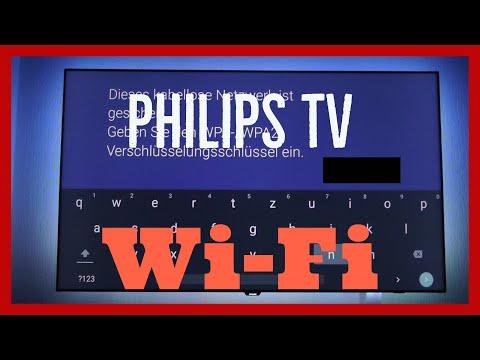 philips-android-tv-wlan-wi-fi-einrichten-&-wps-tutorial