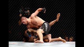 UFC 229: Khabib e a arte do wrestling