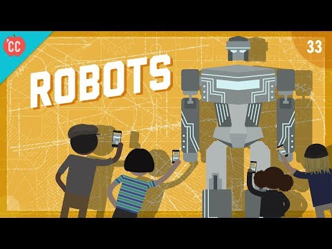 How Engineering Robots Works: Crash Course Engineering #33