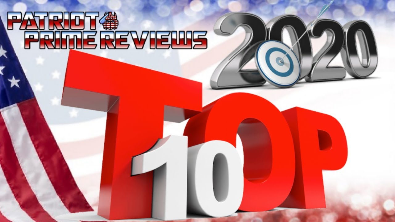 Patriot Prime's Top 10 of 2020