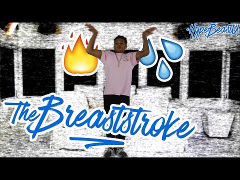 THE BEST WAY TO BREASTSTROKE! NEW DANCE!