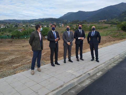Convenio para construir un nuevo centro de salud en A Rúa