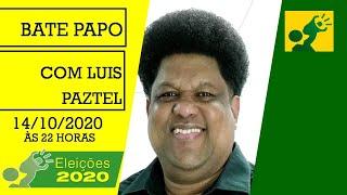 Bate papo com Luis Paztel