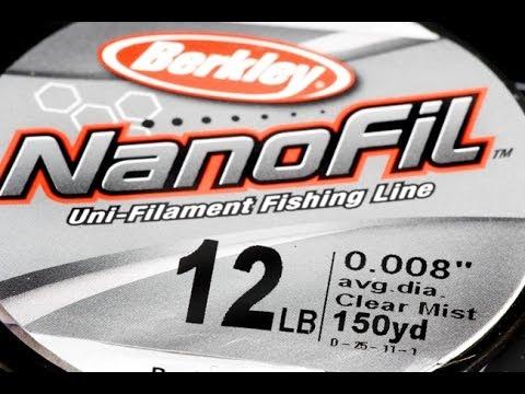 Nanofil - как правильно вязать узлы