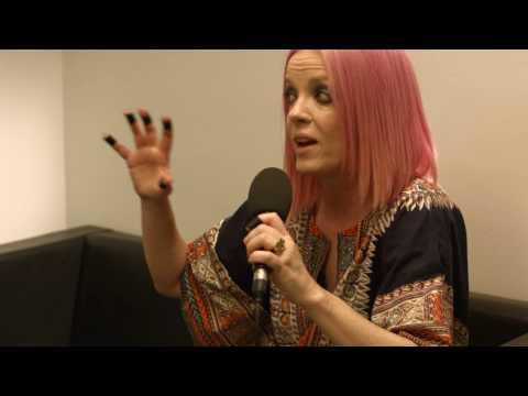 Emilio Lezama interviews Shirley Manson of Garbage