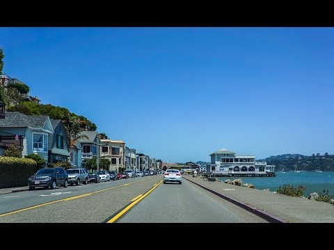 15-33 San Francisco Bay Area #5 of 6: The Streets of Sausalito