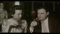 CSU Franz Josef Strauss heiratet Marianne Zwicknagel 1957