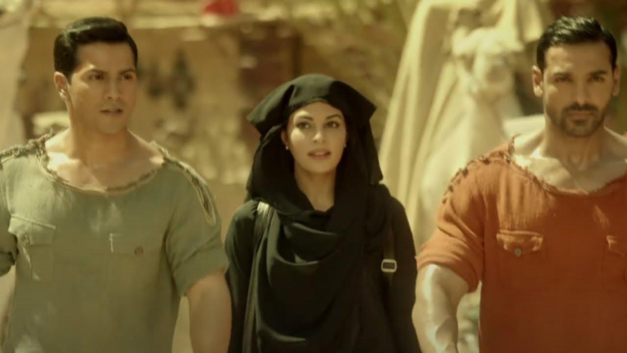 Dishoom Superhit Movie Scenes - Varun Dhawan, John Abraham & Jacqueline Fernandez