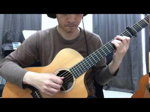 [Solo Guitar] おもひでぽろぽろ Omoide Poroporo