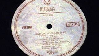 Pump up the volume (remix) - M.a.r.r.s