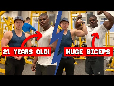 The Very Best Arm Workout for Gains 600 Repetition Challenge