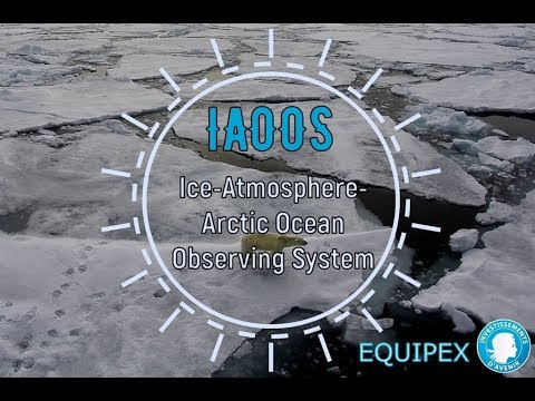 IAOOS EQUIPEX - Ice, Atmosphere, Arctic Ocean Observing System