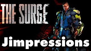 THE SURGE - A Soulslike With Power Loaders