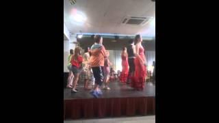 Испанский танец Фламенко and Темик