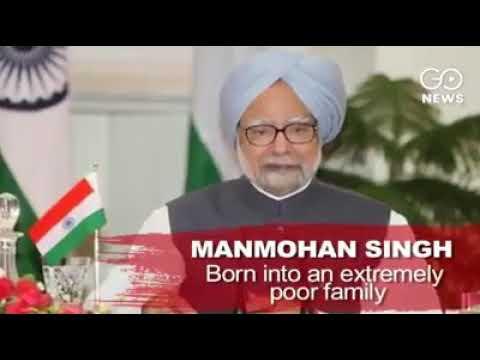 biography of dr manmohan singh youtube