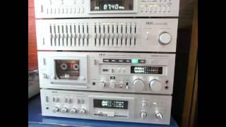 Скачать AKAI AP Q80C AM U04 GX F80 EA G80 AT S06 MM 77 DT 200 SW 155 Part 2