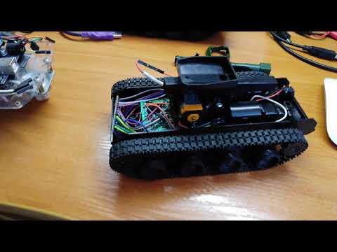 Проект Танка на Ардуино нано 1я часть