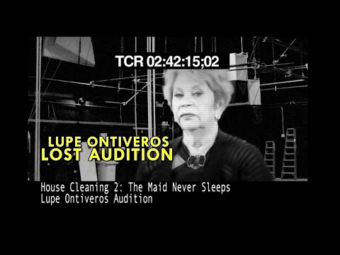 Lost Lupe Ontiveros Audition Tape