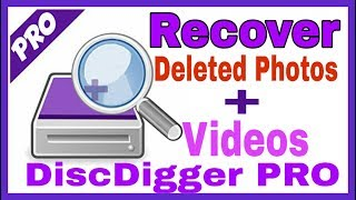 DiskDigger Pro Photo Recovery APK Free Download v.1.0