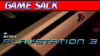 The Sony PlayStation 3 - Gąme Sack