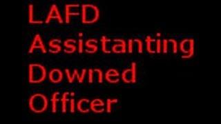 SAMP || P:LA LAFD assistanting downed Officer