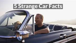 5 Strange Car Facts