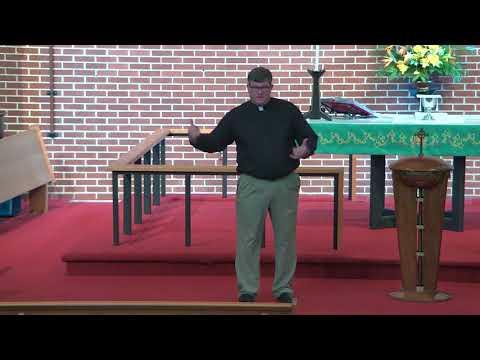 Pisgah Sunday Sermon - 8/22/2021