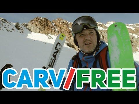 Что лучше: горные лыжи для карвинга или фрирайда?