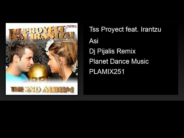 tss proyect feat irantzu asi