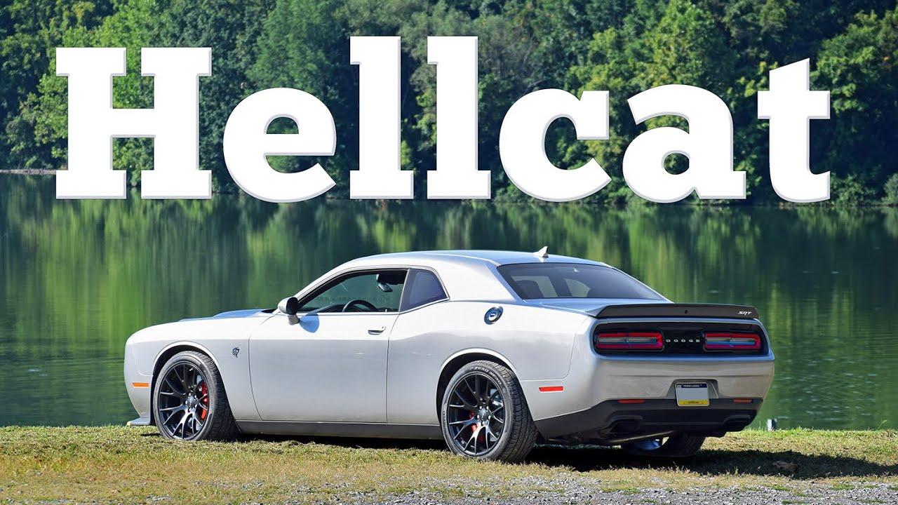 regular car reviews 2015 dodge challenger hellcat youtube. Black Bedroom Furniture Sets. Home Design Ideas